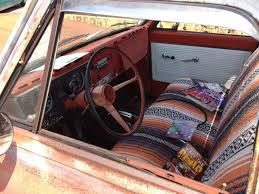 mexican blanket dash pad re do the 1947 present chevrolet