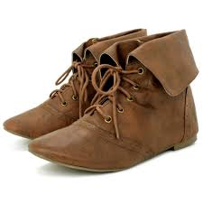 womens flat ankle boots uk lace boots womens with simple creativity in uk sobatapk com