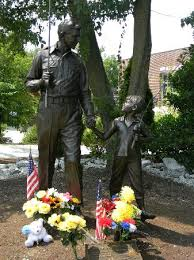 memorial picture of the andy griffith museum mount airy