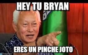 Bryan Meme - hey tu bryan yeah meme on memegen