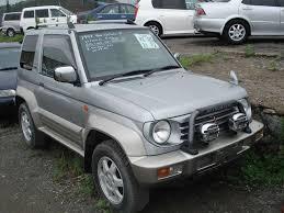 mitsubishi pajero 1997 1997 mitsubishi pajero mini pics 1 1 gasoline automatic for sale