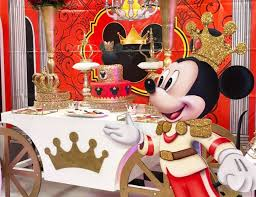 mickey mouse birthday party mickey mouse royal king birthday kevin s castle 1st birthday