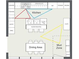 kitchen island design tips 4 expert kitchen design tips roomsketcher