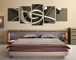 music wall decor 5 piece canvas wall decor music huge pictures brown multi panel