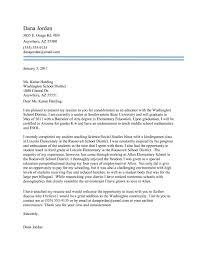 cover letter for teachers sample images cover letter sample