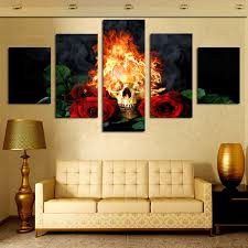Posters For Living Room by Online Get Cheap Fire Bones Aliexpress Com Alibaba Group