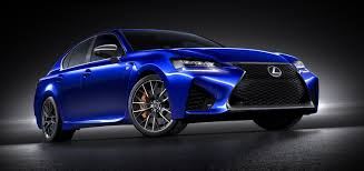 blue lexus when performance comes in blue 2016 lexus gs f