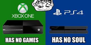 Xbox Memes - conslole wars hilarious playstation vs xbox memes thegamer