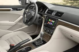 volkswagen van 2015 interior 2016 volkswagen passat revealed with more tech