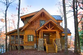 Carolina Country Homes by Hybrid Mountain Homes Are All Natural L O G C A B I N S