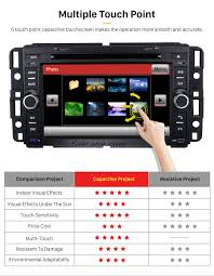 gmc yukon dvd player gps navigation system with radio tv bluetooth