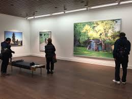 Canadian House Jeff Wall At The Canada House Gallery London Mal Raggett U0027s