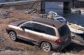 2000 hyundai santa fe mpg hyundai santa fe specs 2000 2001 2002 2003 2004 autoevolution