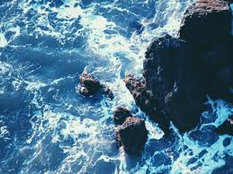 ocean explore wallpapers ocean waves rock desktop wallpapers backgrounds images photos
