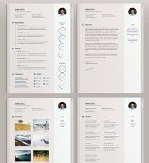 personal details resume minimalist wallpaper cute 115 best free creative resume templates download
