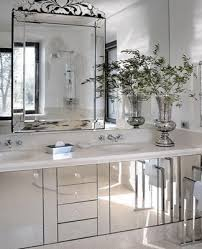 bathroom decorative mirror mirror on mirror decorating for bathroom photo of nifty bathroom