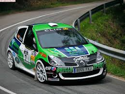 renault green renault clio s1600 maxi rally cars pinterest rally car