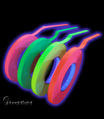 black light party ideas bright ideas for a blacklight glow party the best entry on