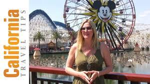 Disney California Adventure Map California Adventure Disneyland California Adventure Youtube