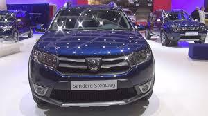 renault sandero interior 2017 2017 dacia sandero stepway image hd auto list cars auto list cars