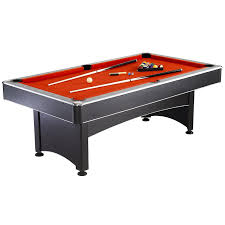 amazon com carmelli ng1023 7 u0027 pool table with table tennis