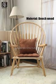fauteuil en corde corde de papier siège fauteuil en bois chaise de loisirs buy