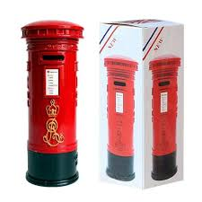 mailbox craft 1pc vintage london mailing mailbox saving box piggy bank money