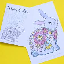 easter bunny coloring pages red ted art u0027s blog