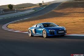 Audi R8 Top Speed - 2016 audi r8 v10 plus review gtspirit