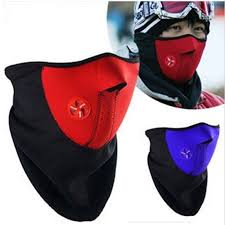 1300 orders price 1 34 unisex windproof warm harf mask winter