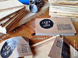 Clever Business Cards Sand Paper Business Card For A Carpenter Clever Business Cards