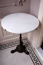 Marble Bistro Table Best 25 Bistro Tables Ideas On Pinterest Cottage Windows