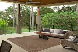 Large Outdoor Area Rugs by Outdoor Area Rugs For Indoor Or Patio Brown Jordan Rugs