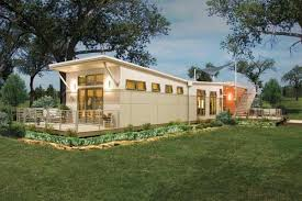 Prefab Cottages California by Affordable Green Prefab Homes California Modern Modular Home