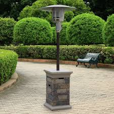87 Patio Heater by Bond Manufacturing Corinthian 42 000 Btu Envirostone Propane Gas