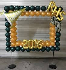 graduation decorating ideas graduation balloon decoration ideas nisartmacka