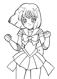 cute manga coloring pages coloring sailor moon sailor moon coloring sailor moon coloring page