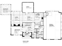 Wood House Plans by Traditional Style House Plan 4 Beds 3 50 Baths 3010 Sq Ft Plan