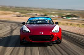 where do mazda cars come from four times a racer driving every mazda mx 5 miata race car