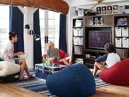 i love the pbteen beanbag lounge on pbteen com house stuff