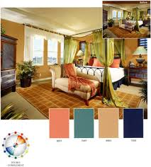 double complementary color schemes are created by using colors