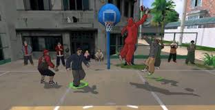Backyard Basketball Online by Free Style Street Basketball Play Basketball Games Online
