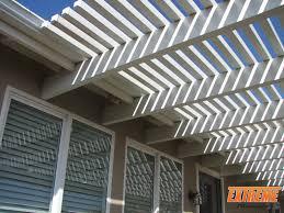 lattice cover photos extreme patio covers