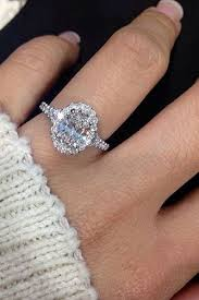 oval shaped engagement rings your heart will melt when you see these 24 oval engagement rings