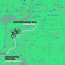 Where Is Amsterdam On A Map Where Is The Festival Being Held Dekmantel Knowledge Base