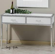 modern console table with drawers console table design elegant white console table with drawer white