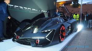 lamborghini supercar lamborghini terzo millennio the raging bull goes electric slashgear