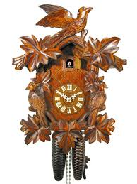 original german cuckoo clock certified mechanical 1 day