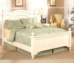 Ashley King Size Bed North Shore Cal King Poster Bed With Canopy From Ashley Coleman