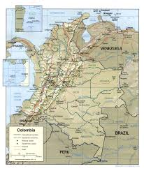 south america map aruba maps colombia vacation travel guide south america travel colombia